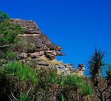 Ubirr - Kakadu National Park - Northern Territory by David Blackwell