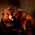 Bear Pit by Frank  McDonald