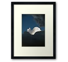 Highly Approved Framed Print