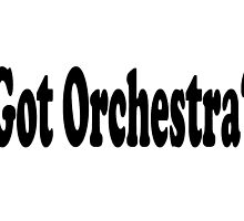 Orchestra by greatshirts