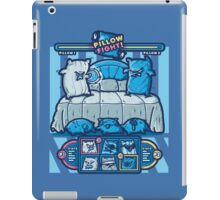 Pillow Fight iPad Case/Skin