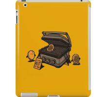 Pancakes Solarium iPad Case/Skin