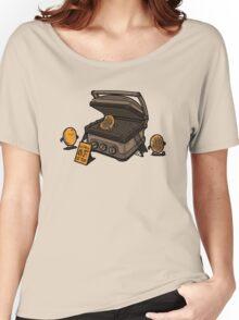 Pancakes Solarium Women's Relaxed Fit T-Shirt