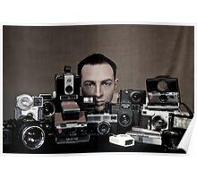 Auto(geek)portraits Poster