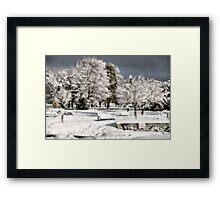 Landscape Impressions #6 Framed Print
