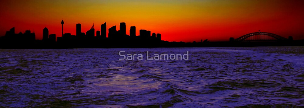 Slow burn by Sara Lamond