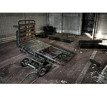 Trolley Good Photographic Print