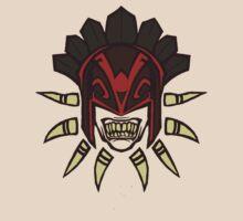Dota 2: Bloodseeker (Minimalist) by Taren