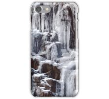 winter falls iPhone Case/Skin