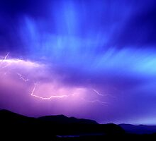 Summer Storm, Wilsons Promontory N.P. by Ern Mainka