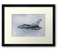 Royal Air Force Tornado GR4 ZA614 41 Squadron Framed Print