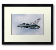 Royal Air Force Tornado GR4 ZA614 41 Squadron Framed Print