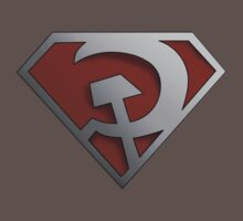 Superman (Red Son) by steelmunkey