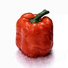 Red pepper by Kurt  Tutschek