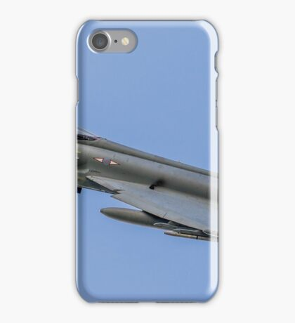 RAF Typhoon ZK330-FT iPhone Case/Skin