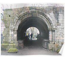 Portals to York's St. Leonard's Hospice Poster