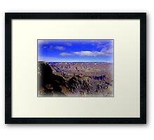 The Magnificent Grand Canyon Framed Print