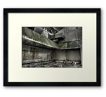 Extracted, Retracted Framed Print