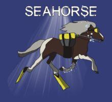Seahorse! by Ben Simpson