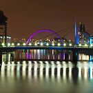 River Clyde - Glasgow, Scotland by Scott Moore