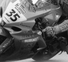 Carl Crutchlow  - Rizla Suzuki - Series 1  Sticker
