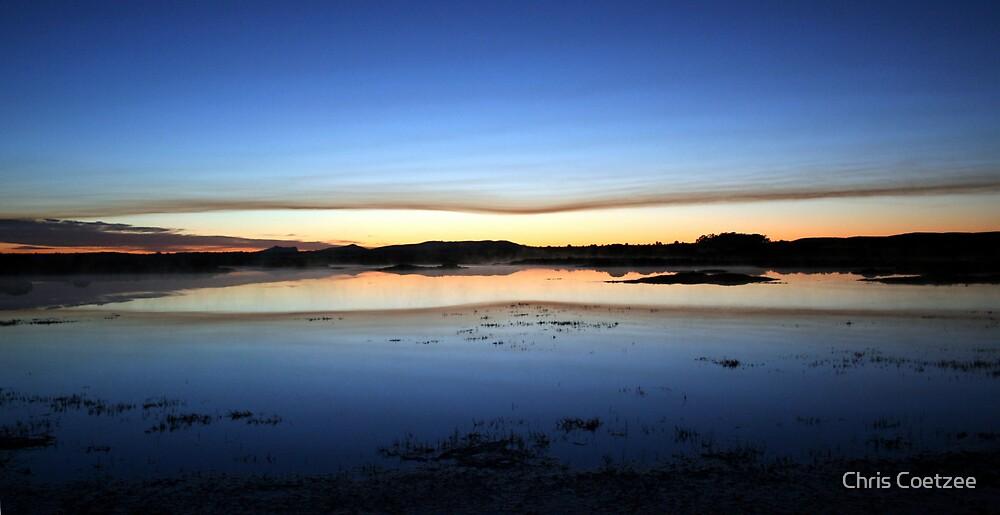 Lake Placid by Chris Coetzee