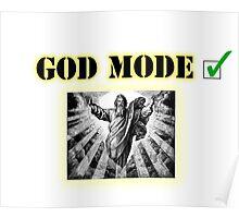 God Mode Poster