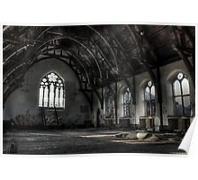 Rear of the Chapel Poster