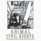 Animal Civil Rights (Veal) by MH Heintz