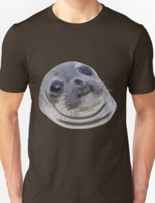 Awkward Seal Unisex T-Shirt
