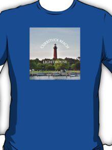 Currituck Beach Lighthouse. T-Shirt