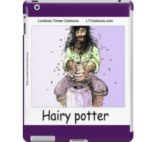 Hairy Potter  iPad Case/Skin