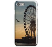 The Wheel iPhone Case/Skin