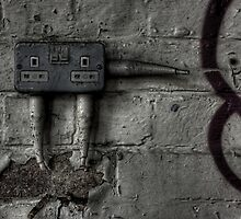 Isolated Switch by Richard Shepherd