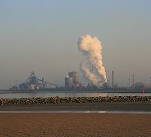 Industrial North Gare by Edward Gunn