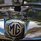 MG F1 by Tom McDonnell