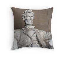 Lincoln Memorial 1 Throw Pillow