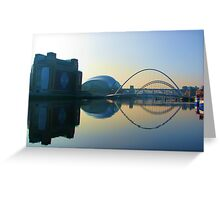 A time to reflect Greeting Card