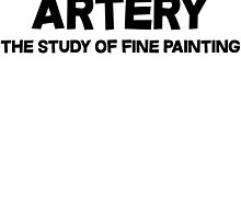 Artery The study of fine painting by SlubberBub