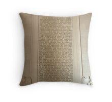 Lincoln Memorial 3 Throw Pillow