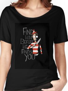 Find Him Women's Relaxed Fit T-Shirt