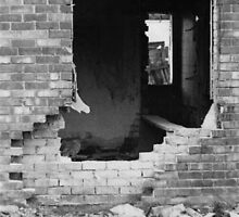 44 - REFURBISHMENT OF THE AVENUES, BLYTH - DAVE EDWARDS - c.1971 by BLYTHPHOTO
