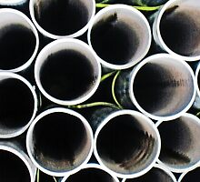 Looking inside the pipes ~ pillow collection by DAdeSimone