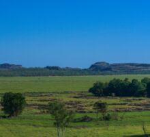 Outlook - Ubirr - Kakadu National Park Sticker