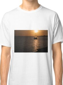 Sunset - Darwin Harbour - Northern Territory Classic T-Shirt