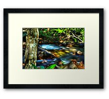 Florence Falls River - Litchfield National Park Framed Print