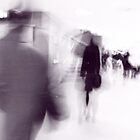 Moving People I by Ulf Buschmann