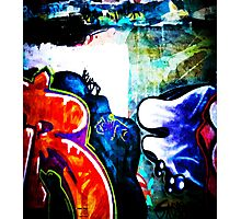 Graffiti. Street Art in Australia 3 Photographic Print