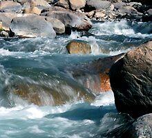 Flowing Through! by Daniela Weil
