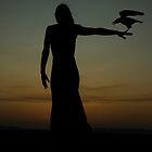 Raven ... by JustPaula